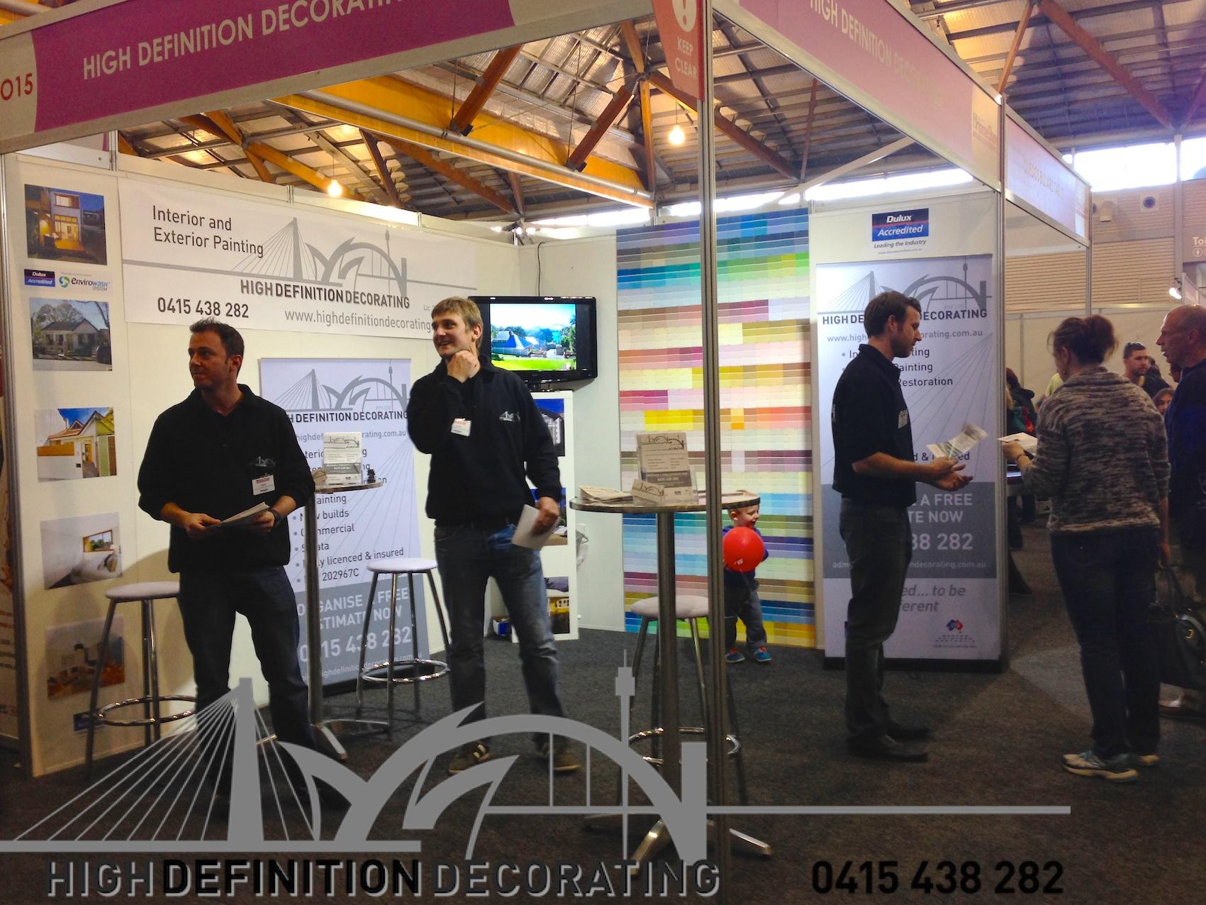 Hia Sydney Home Show 2014- High Definition Decorating